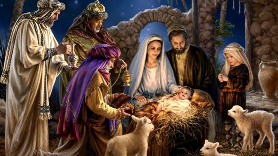 Christmas Nativity 01