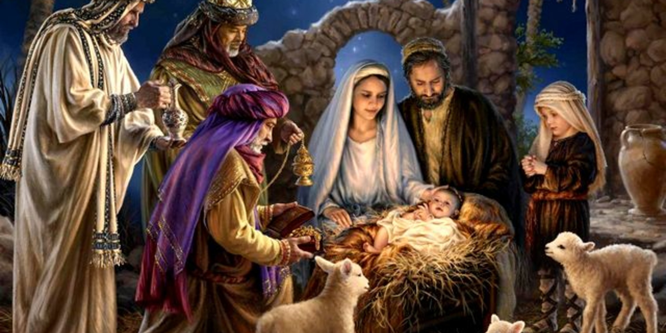 Christmas Nativity 01