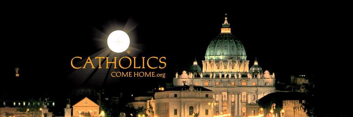 Catholic Welcome Home