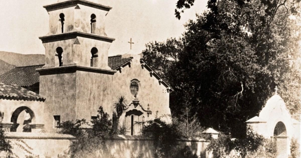 Parish History   St  Thomas Aquinas Catholic Church - Ojai, CA